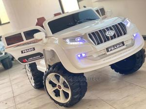 Prado Kids Automatic Car for Age 2-7yrs | Toys for sale in Lagos State, Lagos Island (Eko)