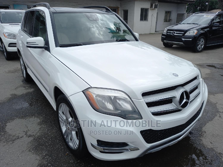 Archive: Mercedes-Benz GLK-Class 2015 White