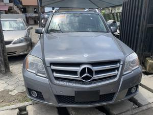 Mercedes-Benz GLK-Class 2011 350 4MATIC Gray | Cars for sale in Lagos State, Ajah
