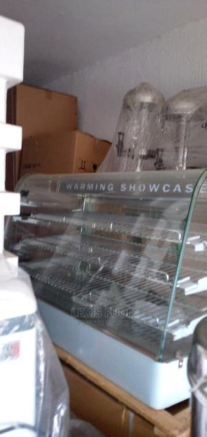 Stainless Steel Warmer Showcase   Restaurant & Catering Equipment for sale in Lagos State, Ojo