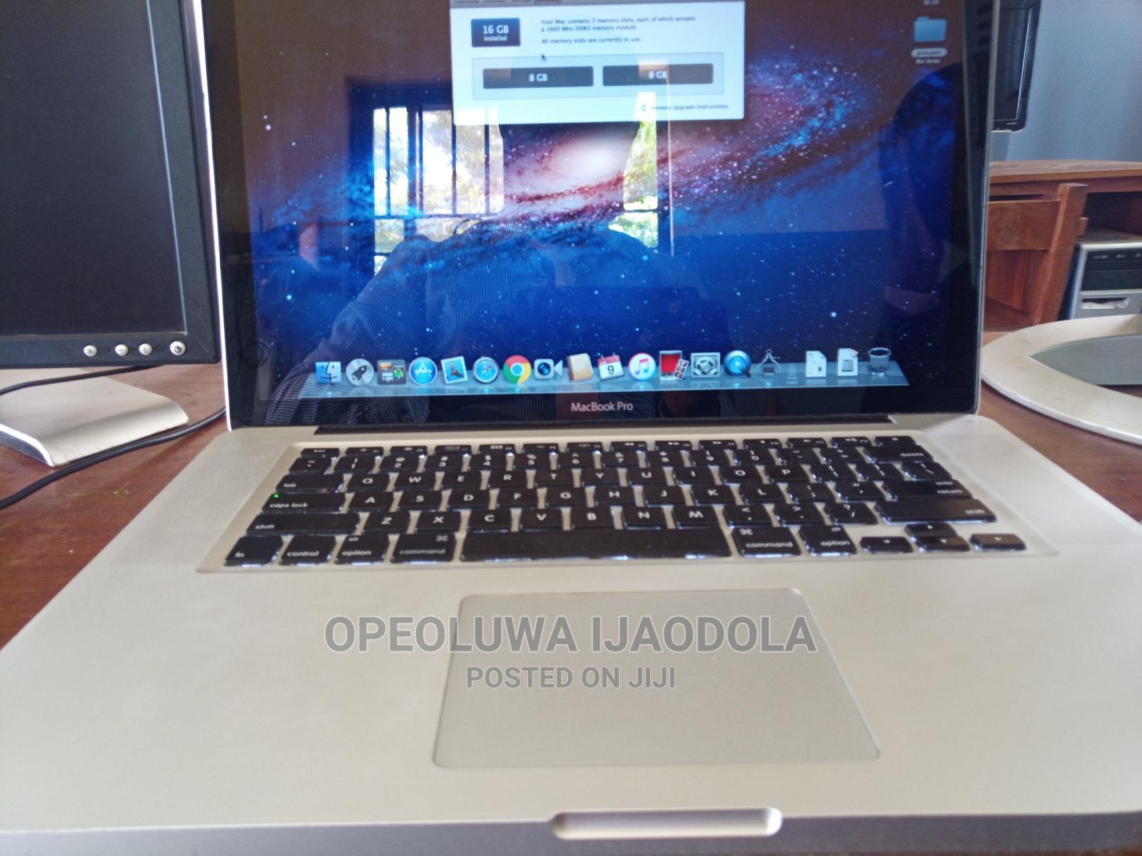 Archive: Laptop Apple MacBook Pro 2012 16GB Intel Core I7 HDD 1T