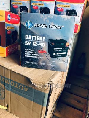 40AH 12v Solar Battery | Solar Energy for sale in Lagos State, Ikeja