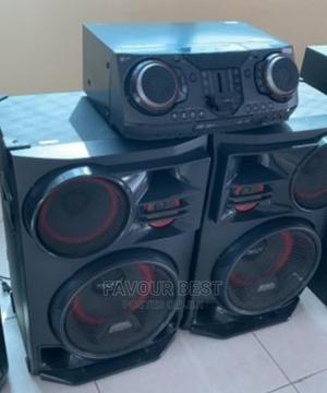Newmade>LG Xboom 3500W(CL98) Bluetooth Powerful Sound System   Audio & Music Equipment for sale in Lagos State, Apapa