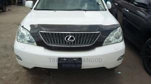 Lexus RX 2009 White   Cars for sale in Lagos State, Ojota