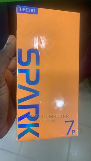 New Tecno Spark 7P 64 GB Blue | Mobile Phones for sale in Oyo State, Oluyole