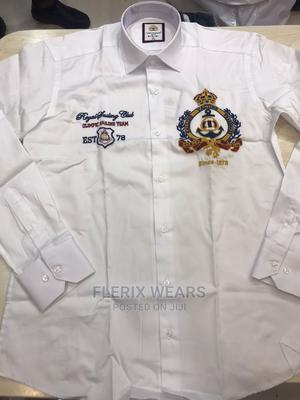 Quality Designer Shirt for Man   Clothing for sale in Lagos State, Lagos Island (Eko)
