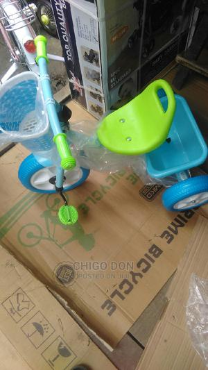 Children's Bicycle Plastic Body Age 1-4yeas Strong Quality   Toys for sale in Lagos State, Lagos Island (Eko)
