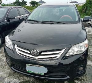 Toyota Corolla 2013 Black   Cars for sale in Rivers State, Port-Harcourt