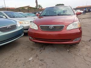 Toyota Corolla 2007 LE Red | Cars for sale in Lagos State, Apapa