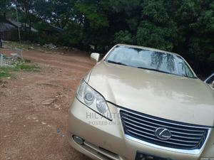 Lexus ES 2007 Gold | Cars for sale in Abuja (FCT) State, Jabi