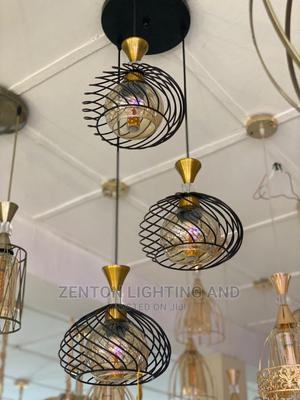 3+1 Simple Dropping Pendant Light   Home Accessories for sale in Lagos State, Ojo