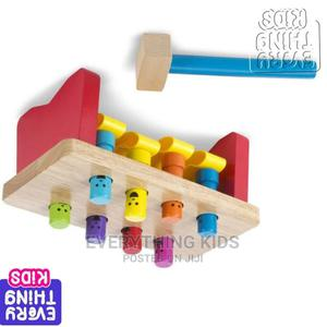 Deluxe Pounding Bench Toddler Toy   Toys for sale in Lagos State, Ikeja