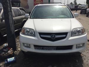 Acura MDX 2005 White | Cars for sale in Lagos State, Amuwo-Odofin