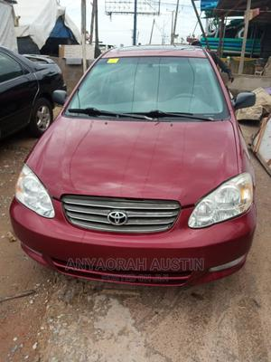 Toyota Corolla 2005 Red | Cars for sale in Ogun State, Obafemi-Owode