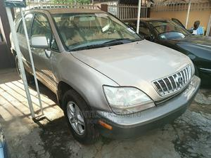Lexus RX 2003 Gold | Cars for sale in Lagos State, Ikeja
