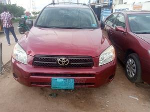 Toyota RAV4 2006 2.0 4x4 Red   Cars for sale in Lagos State, Ikorodu