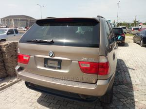 BMW X5 2006 3.0i Brown | Cars for sale in Lagos State, Ajah