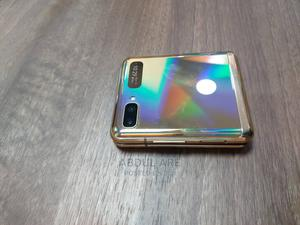 Samsung Galaxy Z Flip 256 GB Gold | Mobile Phones for sale in Abuja (FCT) State, Wuse 2