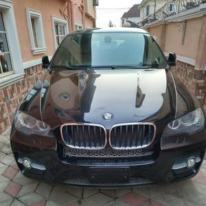 BMW X6 2012 Black | Cars for sale in Lagos State, Ikeja