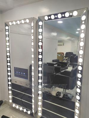 Brand New Mirror With TV   Salon Equipment for sale in Lagos State, Surulere