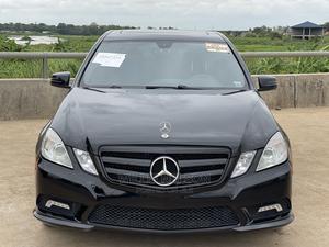Mercedes-Benz E350 2011 Black   Cars for sale in Abuja (FCT) State, Jahi
