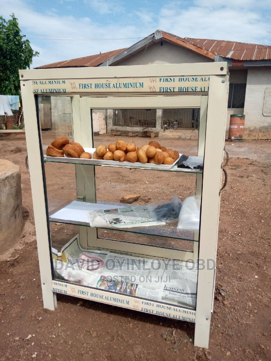 3 Layer Show Glass | Restaurant & Catering Equipment for sale in Ilorin South, Kwara State, Nigeria