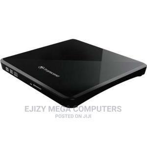 Transcend Portable 8X CD - DVD Writer | Computer Hardware for sale in Lagos State, Lagos Island (Eko)