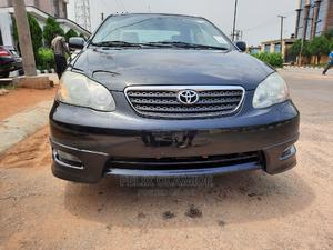 Toyota Corolla 2006 S Black | Cars for sale in Lagos State, Ikeja