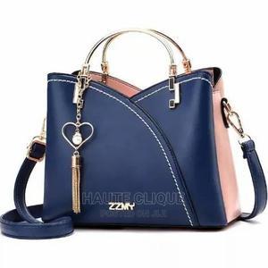Latest Ladies Quality Leather Handbag | Bags for sale in Lagos State, Ikorodu