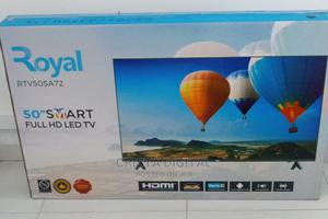 Royal Smart Tv, 50inch F H D   TV & DVD Equipment for sale in Lagos State, Lekki