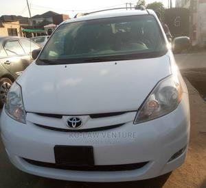 Toyota Sienna 2006 White | Cars for sale in Lagos State, Ikeja