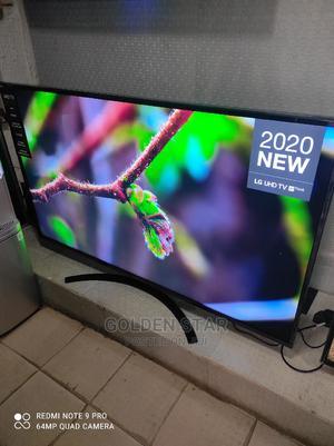 LG 65'' UHD 4K TV Thinq Webos Magic, Satellite Warranty 2yrs   TV & DVD Equipment for sale in Lagos State, Lekki