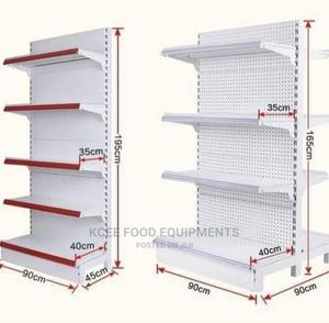 Single Sided Supermarket Shelf   Restaurant & Catering Equipment for sale in Lagos State, Ojo