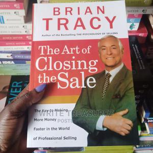The Art of Closing the Sale | Books & Games for sale in Rivers State, Obio-Akpor