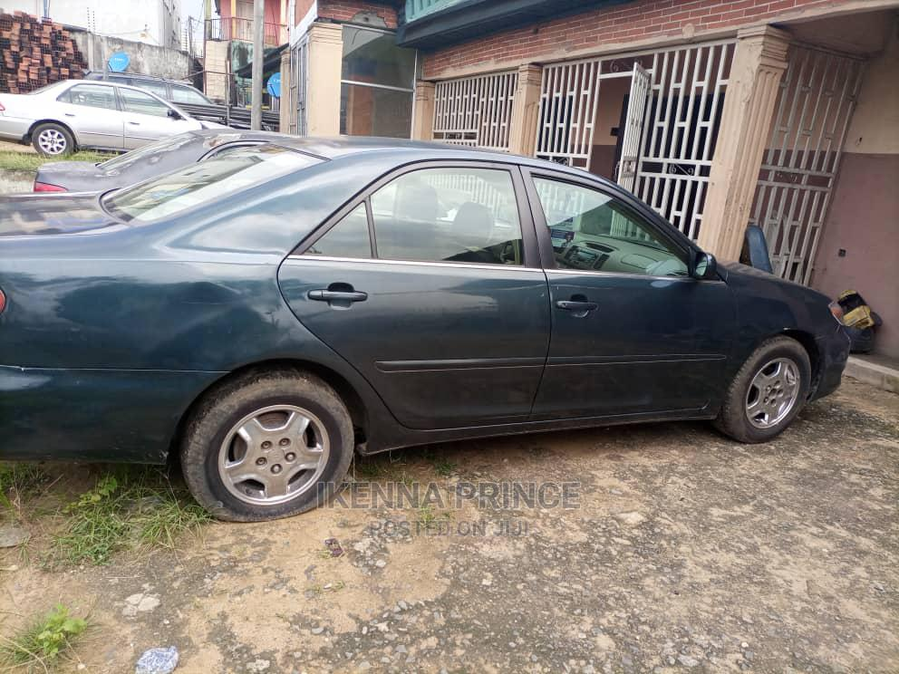Toyota Camry 2004 Green | Cars for sale in Port-Harcourt, Rivers State, Nigeria