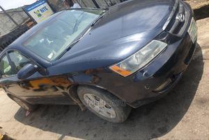 Hyundai Sonata 2008 Black | Cars for sale in Lagos State, Yaba