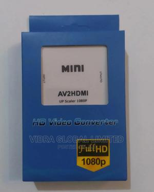 AV To HDMI Converter, AV To HDMI Adapter | Accessories & Supplies for Electronics for sale in Lagos State, Ikeja