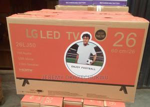 LG 26 Inches Television | TV & DVD Equipment for sale in Lagos State, Ikeja