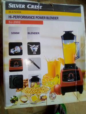 High Quality Silver Crest Commercial Blender   Kitchen Appliances for sale in Lagos State, Lagos Island (Eko)