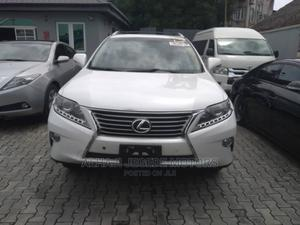 Lexus RX 2014 350 AWD White | Cars for sale in Lagos State, Amuwo-Odofin