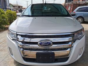 Ford Edge 2014 White   Cars for sale in Lagos State, Ifako-Ijaiye
