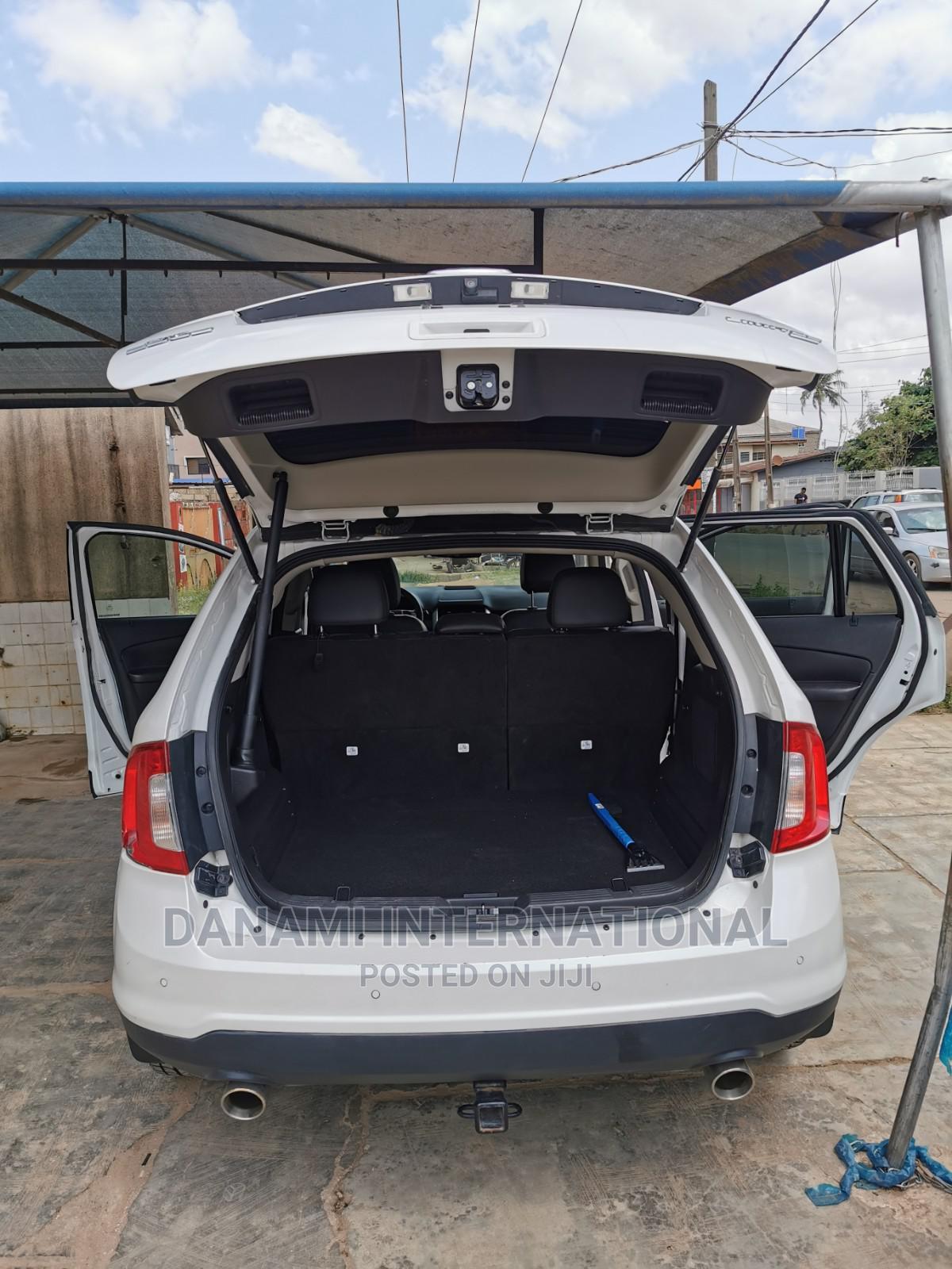 Ford Edge 2014 White   Cars for sale in Ifako-Ijaiye, Lagos State, Nigeria