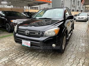 Toyota RAV4 2006 Black | Cars for sale in Lagos State, Ogba