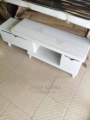 White Tv Stands   Furniture for sale in Lagos State, Ojo