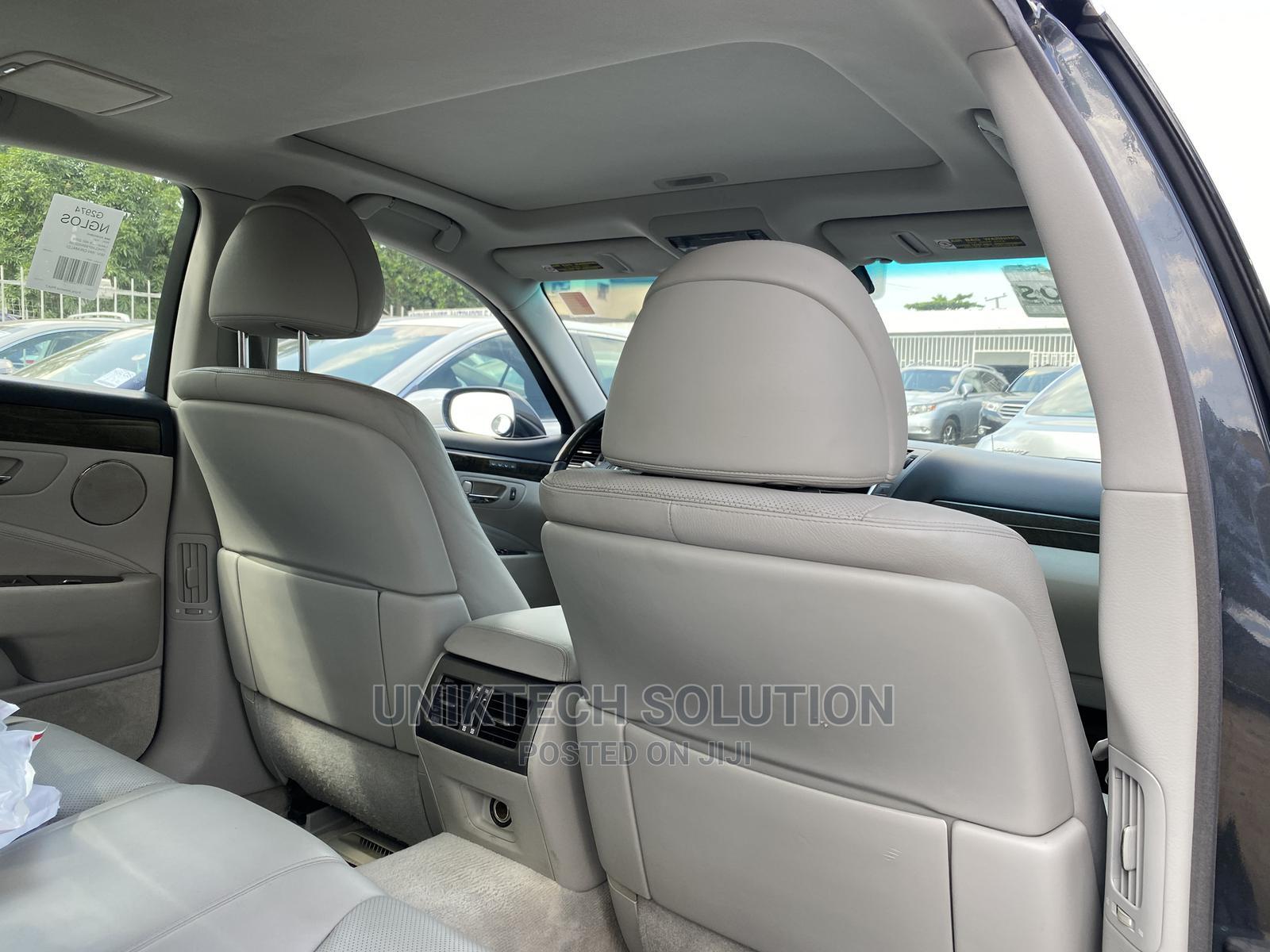 Lexus LS 2009 460 AWD Gray   Cars for sale in Ikeja, Lagos State, Nigeria