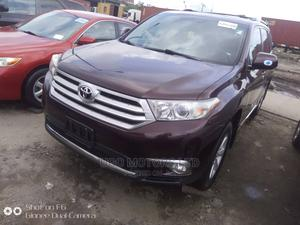 Toyota Highlander 2012 Limited Purple | Cars for sale in Lagos State, Apapa