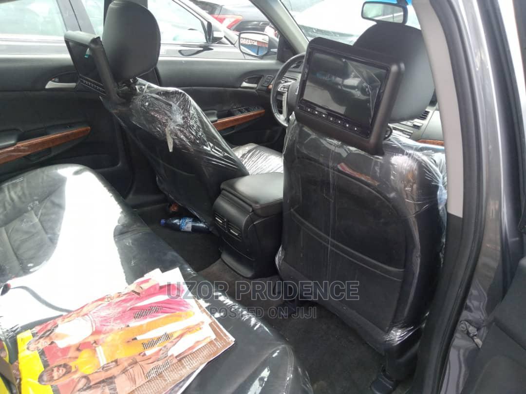 Archive: Honda Accord 2010 Sedan EX Automatic Gray