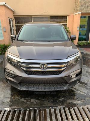 Honda Pilot 2018 Touring AWD Brown | Cars for sale in Lagos State, Lekki