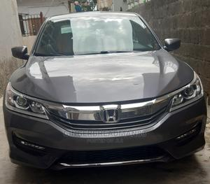 Honda Accord 2017 Gray | Cars for sale in Lagos State, Yaba