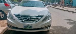 Hyundai Sonata 2012 White | Cars for sale in Abuja (FCT) State, Gwarinpa